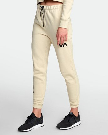 2 SPORT FLEECE SWEATPANT White T3071RSS RVCA