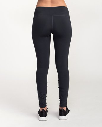 4 Recon Legging Black T371QRRE RVCA