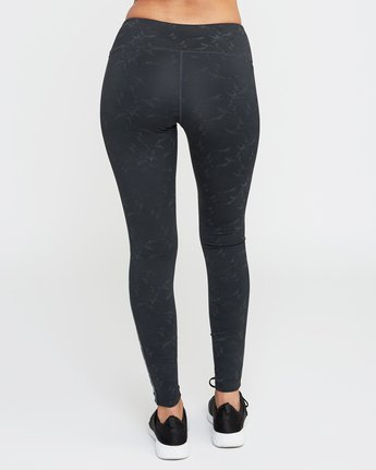 4 Recon Legging Grey T371QRRE RVCA