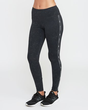 2 Recon Legging Grey T371QRRE RVCA