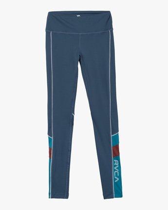 7 VA Legging Blue T372QRLV RVCA