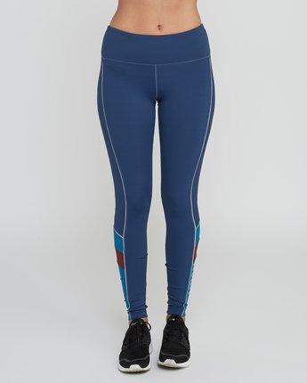 1 VA Legging Blue T372QRLV RVCA