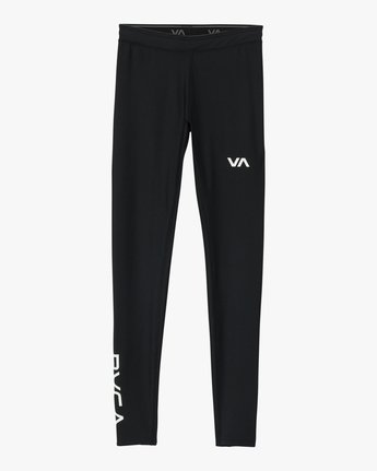 6 VA Performance Legging Black T373QRCL RVCA