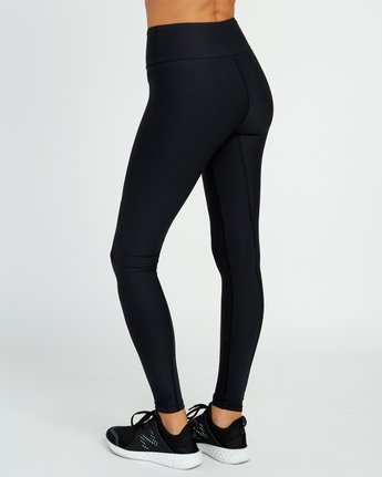 3 VA Performance Legging Black T373QRCL RVCA
