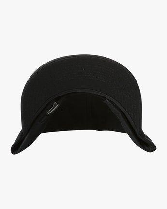 2 Hot Fudge - Cap Black T5CPRARVS0 RVCA