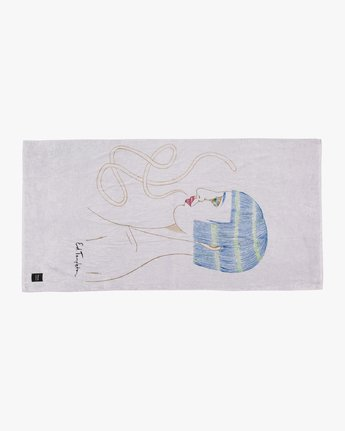 Ed Templeton - Beach Towel for Men  T5TORBRVS0