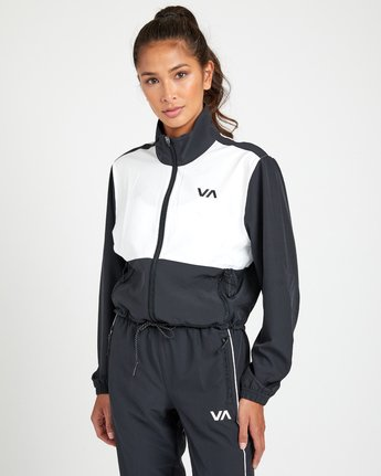 WOVEN TRACK JACKET  T7013RTJ