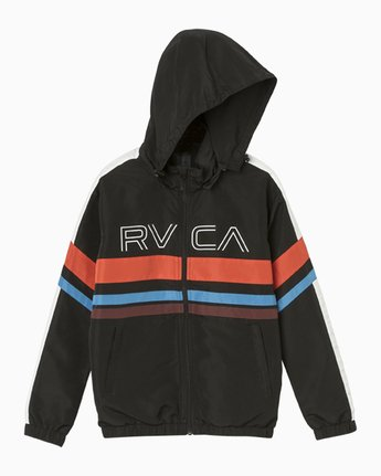 6 VA Team Jacket Multicolor T701QRTE RVCA