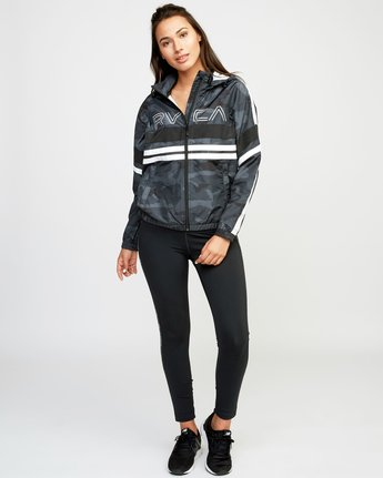 5 VA Team Jacket  T701QRTE RVCA