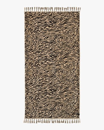 Zebra - Beach Towel for Women  T9TORBRVS0