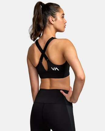 1 VA Ultra Sports Bra  TQ01VRUB RVCA