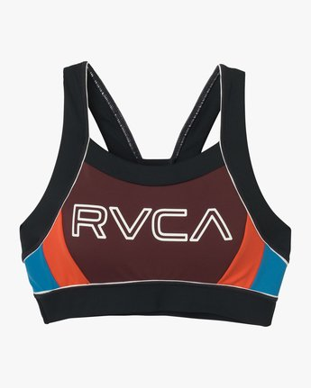 5 VA Lock Sports Bra Grey TQ02QRLO RVCA