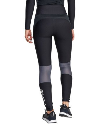 8 COMPRESSION LEGGING Black TQ041RCL RVCA