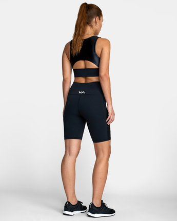 4 VA DI II BIKE SHORT Black TQ041RDI RVCA