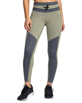 7 ATHLETIC LEGGING Multicolor TQ064RAL RVCA