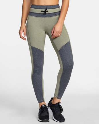 ATHLETIC LEGGING  TQ064RAL