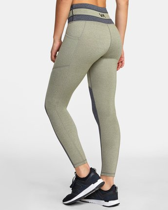 4 ATHLETIC LEGGING Multicolor TQ064RAL RVCA