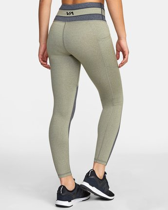 5 ATHLETIC LEGGING Multicolor TQ064RAL RVCA