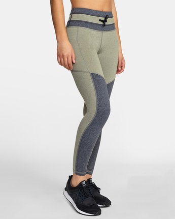 6 ATHLETIC LEGGING Multicolor TQ064RAL RVCA