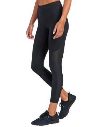 6 PERFECT SPORT LEGGING Black TQ093RPL RVCA