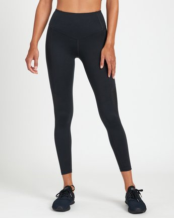 0 PERFECT SPORT LEGGING Black TQ093RPL RVCA