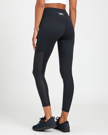 3 PERFECT SPORT LEGGING Black TQ093RPL RVCA