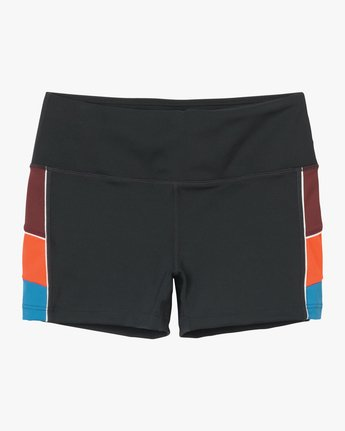 7 VA Fitted Short Multicolor TQ51QRSH RVCA