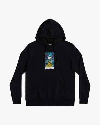 0 Superblast Tarot - Hoodie for Men Black U1HOSIRVF0 RVCA