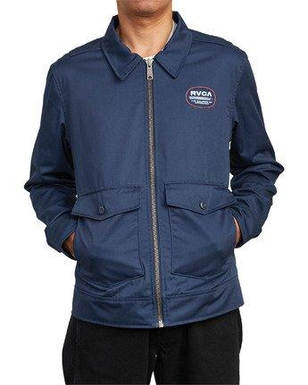 9 Service - Jacket for Men  U1JKRCRVF0 RVCA