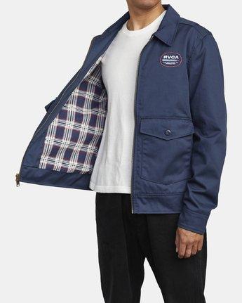 6 Service - Jacket for Men  U1JKRCRVF0 RVCA