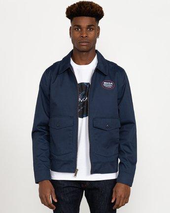 4 Service - Jacket for Men  U1JKRCRVF0 RVCA