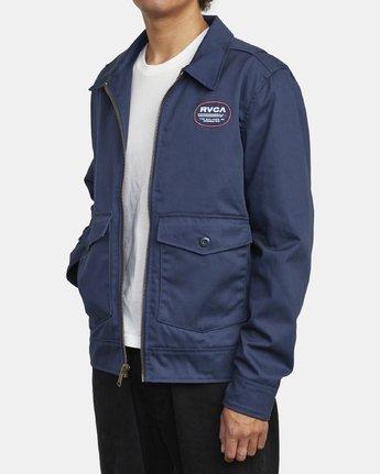 7 Service - Jacket for Men  U1JKRCRVF0 RVCA