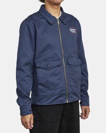 8 Service - Jacket for Men  U1JKRCRVF0 RVCA