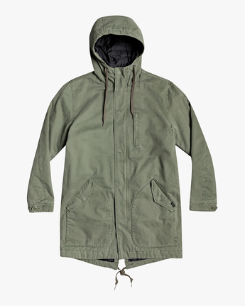 Standard Issue - Parka for Men  U1JKRFRVF0