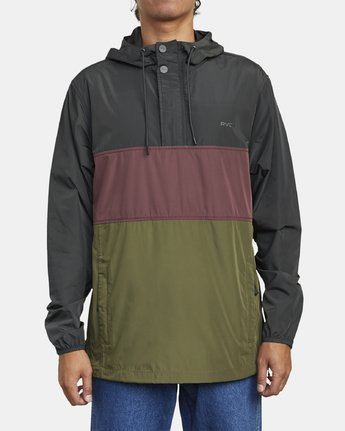 Krail - Anorak for Men  U1JKRMRVF0