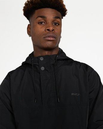 1 Krail - Anorak for Men Black U1JKRMRVF0 RVCA