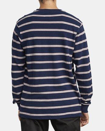 Bloom Pique - Long Sleeve Top for Men  U1KTRFRVF0