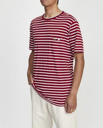 1 Baker RVCA - T-Shirt for Men  U1KTVBRVF0 RVCA