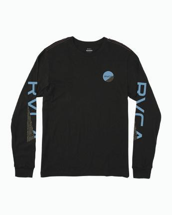 Fraction - Long Sleeve T-Shirt for Men  U1LSRBRVF0