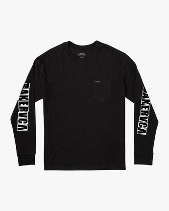 Baker Ransom - Long Sleeve T-Shirt for Men  U1LSVARVF0