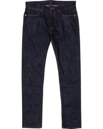 RVCA Rockers - Skinny Fit Jeans for Men  U1PNRFRVF0
