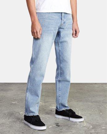 6 Weekend - Straight Fit Jeans for Men  U1PNRJRVF0 RVCA
