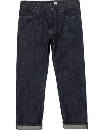 New Dawn - Straight Fit Selvedge Jeans for Men  U1PNRNRVF0