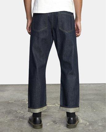4 New Dawn - Straight Fit Jeans for Men  U1PNRNRVF0 RVCA