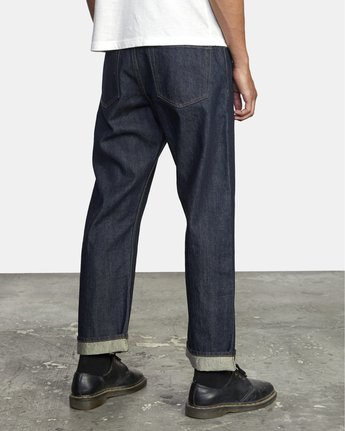 5 New Dawn - Straight Fit Jeans for Men  U1PNRNRVF0 RVCA