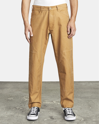 Chainmail - Relaxed Fit Trousers for Men  U1PTRERVF0