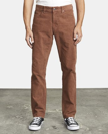 Daggers Pigment - Corduroy Trousers for Men  U1PTRKRVF0