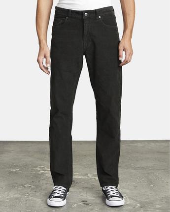 Daggers Pigment - Corduroy Trousers for Men  U1PTRKRVF0