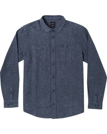 Harvest Flannel - Long Sleeve Shirt for Men  U1SHRIRVF0