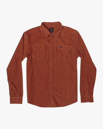 Freeman - Long Sleeve Shirt for Men  U1SHRQRVF0